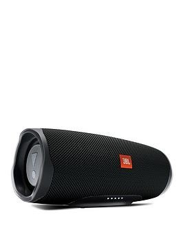 Save £30 at Very on Jbl Charge 4 Bluetooth Wireless Speaker - Black