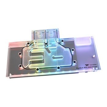 Save £30 at Scan on Thermaltake Pacific GeForce RTX 2080/Ti FE Waterblock