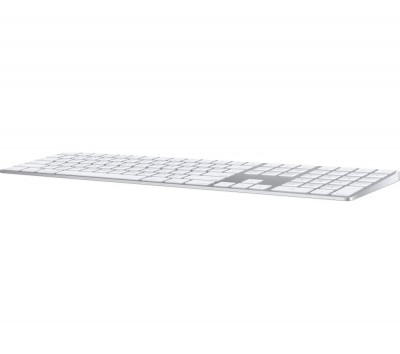 Save £13 at Currys on APPLE Magic Wireless Keyboard - Silver, Silver