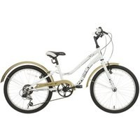 Save £20 at Halfords on Apollo Haze Kids Hybrid Bike - 20 inch Wheel