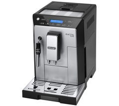 Save £84 at Currys on DELONGHI Eletta Plus ECAM44.620S Bean to Cup Coffee Machine - Silver & Black