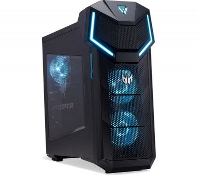 Save £300 at Currys on Predator Orion 5000 PO5-610 Intel®? Core™? i5 RTX 2070 Gaming PC - 1 TB HDD & 256 GB SSD