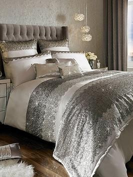 Save £10 at Very on Kylie Minogue Romana Duvet Cover