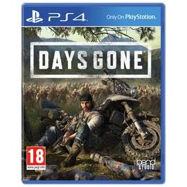 Save £15 at Argos on Days Gone PS4 Game