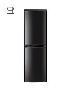 Save £80 at Very on Hotpoint First Edition HBD5517B 50/50 Fridge Freezer A+ Energy Rating - Black