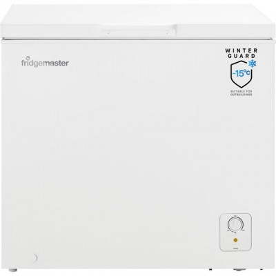 Save £30 at AO on Fridgemaster MCF194 Chest Freezer - White - A+ Rated