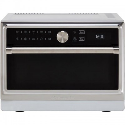 Save £70 at AO on KitchenAid KMQFX33910 33 Litre Combination Microwave Oven - Stainless Steel