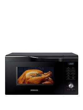 Save £40 at Very on Samsung Easy View Mc28M6055Ck/Eu 28-Litre Combination Microwave Oven With Hotblast Technology - Black