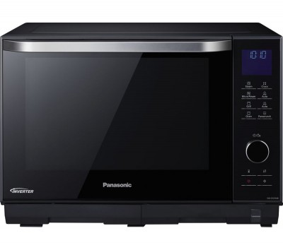 Save £45 at Currys on PANASONIC NN-DS596BBPQ Combination Microwave - Black, Black