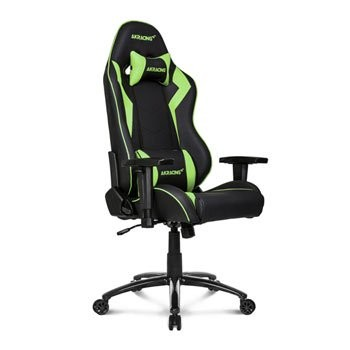 Save £60 at Scan on AKRacing Core Series SX BLACK/GREEN Gaming Chair