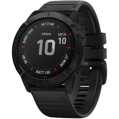 Save £80 at Wiggle on Garmin Fenix 6X Pro Multisport GPS Watch Watches