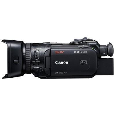 Save £290 at WEX Photo Video on Canon Legria GX10 Camcorder