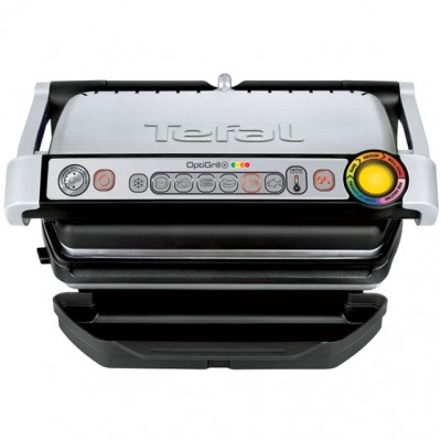Save £12 at AO on Tefal OptiGrill+ Health Grill - Silver