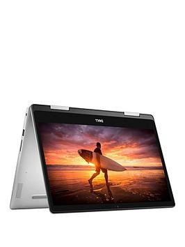 Save £80 at Very on Dell Inspiron 14-5000 Series, Intel Core I5-8265U Processor, 8Gb Ddr4 Ram, 256Gb Ssd, 14 Inch Full Hd Touchscreen 2-In-1 Laptop - Silver - Laptop Only