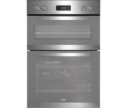 Save £100 at Currys on BEKO BXDF22300M Electric Double Oven - Stainless Steel