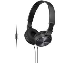 Save £9 at Currys on SONY MDR-ZX310APB Headphones - Black