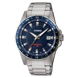 Save £26 at Argos on Casio Men's Silver Stainless Steel Bracelet Classic Watch