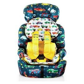 Save £20 at Argos on Cosatto Zoomi Group 1/2/3 Rev Up Car Seat - Multicoloured