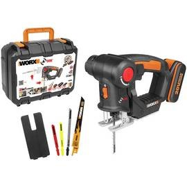 Save £15 at Argos on WORX WX550 18V 20V MAX AXIS Multi Purpose 2 in 1 Saw