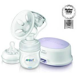 Save £12 at Argos on Philips Avent Comfort Electric Breast Pump SCF333/31