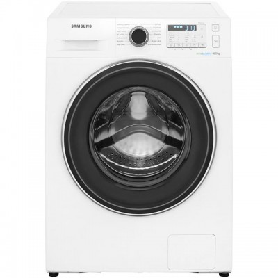 Save £70 at AO on Samsung ecobubble™ WW80J5555FA 8Kg Washing Machine with 1400 rpm - White - A+++ Rated