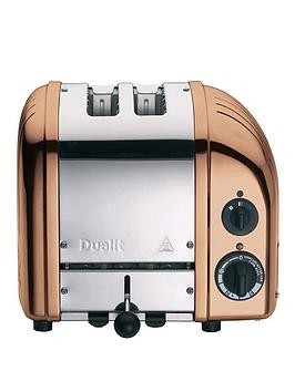 Save £20 at Very on Dualit 27450 Classic 2-Slice Toaster - Copper