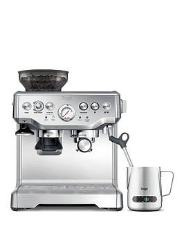 Save £100 at Very on Sage Sage The Barista Express Coffee Machine - Stainless Steel