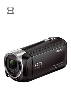 Save £30 at Very on Sony HDR-CX405 Full HD Handycam Camcorder - Black