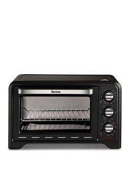 Save £10 at Very on Tefal Optimo 19L Oven Of445840 With Rotisserie - Black