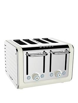 Save £15 at Very on Dualit Architect 4 Slice Toaster - Canvas White