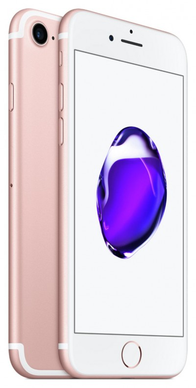 Save £80 at Argos on SIM Free iPhone 7 128GB Mobile Phone - Rose Gold