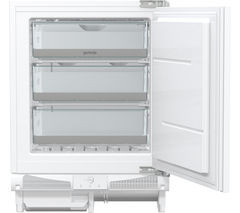 Save £180 at Currys on GORENJE FIU6F091AWUK Integrated Undercounter Freezer