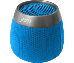 Save £5 at Currys on JAM Replay HX-P250BL Portable Bluetooth Wireless Speaker - Blue