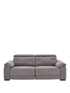 Save £230 at Very on Bowen Fabric 3 Seater Power Recliner Sofa