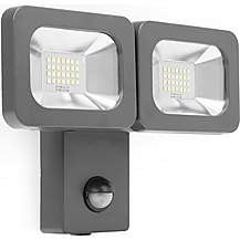 Save £11 at Halfords on Smartwares LED Twinspot Security Light