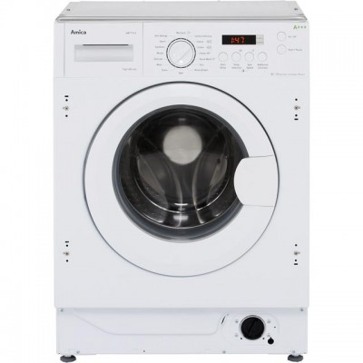 Save £40 at AO on Amica AWT714S Integrated 7Kg Washing Machine with 1400 rpm - A+++ Rated