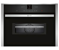 Save £169 at Currys on NEFF C17MR02N0B Built-in Combination Microwave - Stainless Steel