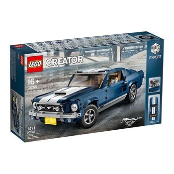 Save £14 at Scan on Lego Creator Mustang 10265