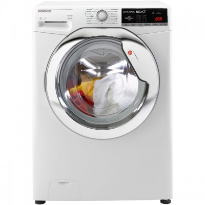 Save £70 at AO on Hoover Dynamic Next Advance WDXOA4106HC 10Kg / 6Kg Washer Dryer with 1400 rpm - White / Chrome - A Rated