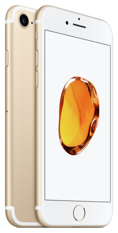 Save £80 at Argos on SIM Free iPhone 7 32GB Mobile Phone - Gold