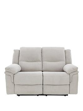 Save £50 at Very on Albion Fabric 2 Seater Manual Recliner Sofa