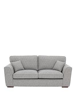 Save £180 at Very on Rio Fabric 3 Seater Standard Back Sofa