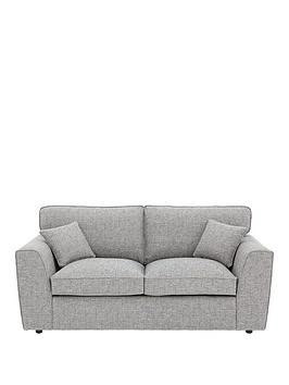 Save £260 at Very on Rio Standard Back Fabric Sofa Bed