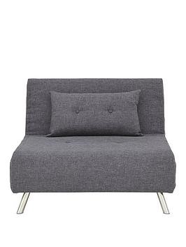 Save £50 at Very on Rafael Single Fabric Sofa Bed
