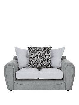 Save £176 at Very on Mosaic Fabric 2-Seater Sofa