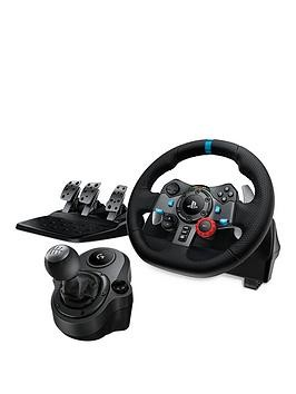 Save £120 at Very on Logitech G29 Driving Force Racing Wheel With Pedals And Force Shifter