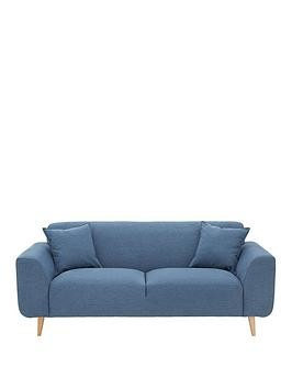 Save £100 at Very on Kelsey Fabric 3 Seater Sofa