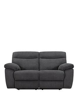 Save £80 at Very on Violino New Oxton Fabric 2 Seater Manual Recliner Sofa