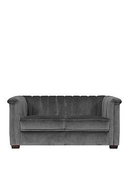 Save £170 at Very on Michelle Keegan Home Hepburn Fabric 2 Seater Sofa
