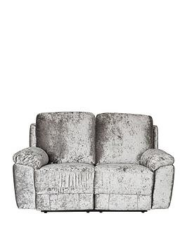 Save £160 at Very on Castille Fabric 2 Seater Manual Recliner Sofa